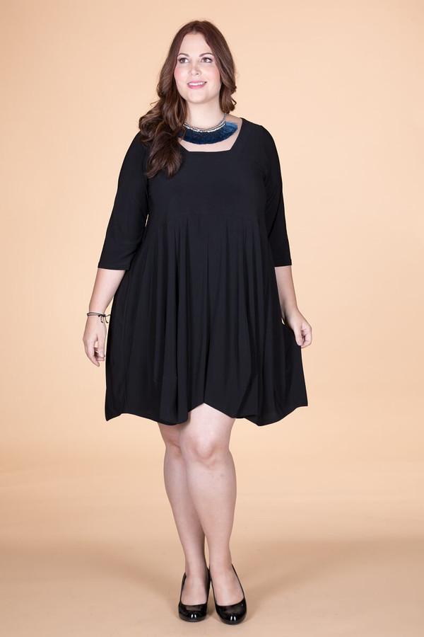 9d10f143e280a ... Swing Out Sister Dress - Black ...