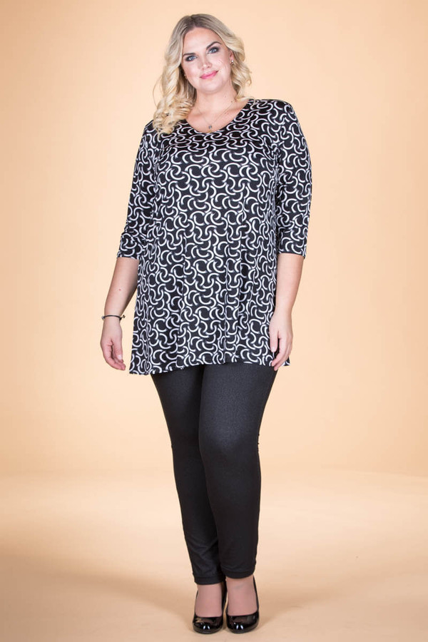 Beautifully Simple Tunic - Connections Print