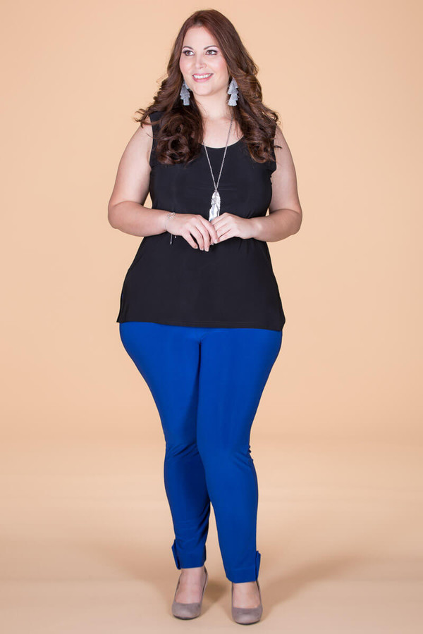 Any Occasion Leggings - Blue