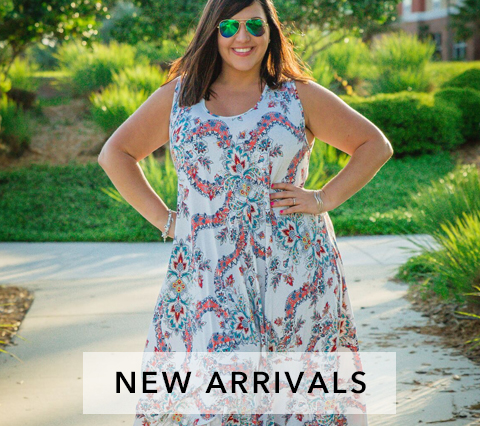 Stylish Clothes for Curvy Women | Shop at Red Tulip Boutique