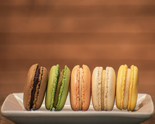 French Macarons ~ 5pk