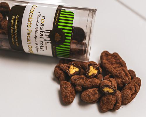 Chocolate Pecan Dragée