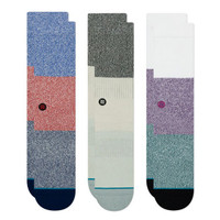 Stance BUTTER BLEND CREW 3 PACK-multi
