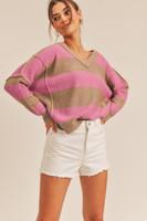 Lush PINKIE Sweater