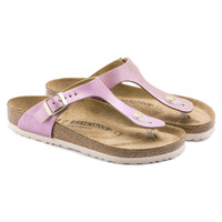 Birkenstock GIZEH (washed/metallic)