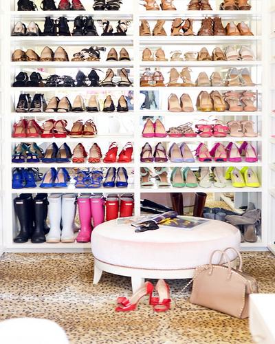 Shoe Organization 101