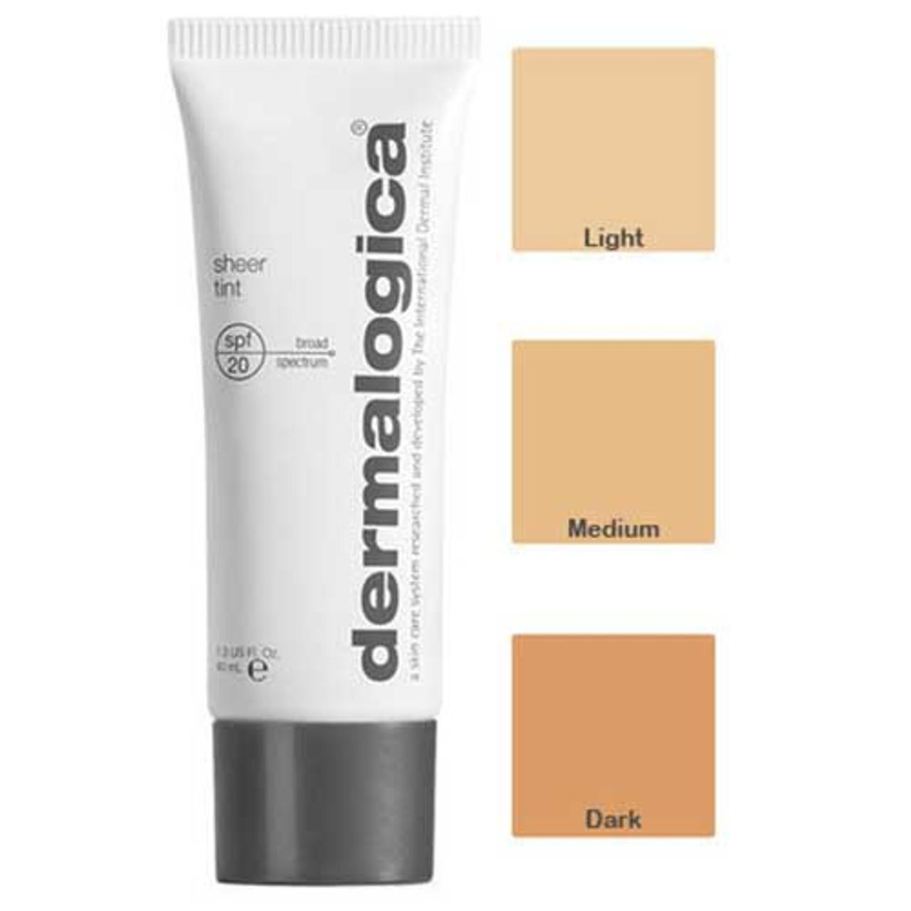 dermalogica tinted moisturiser