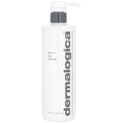 Dermal Clay Cleanser 500ml