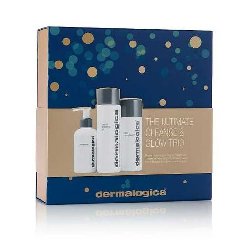 Dermalogica The Ultimate Cleanse and Glow Trio