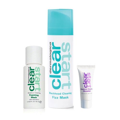 Dermalogica Blackhead Clearing Fizz Mask Bundle