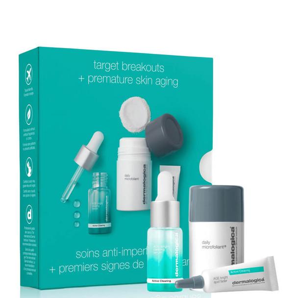 Dermalogica Clear + Brighten Skin Kit