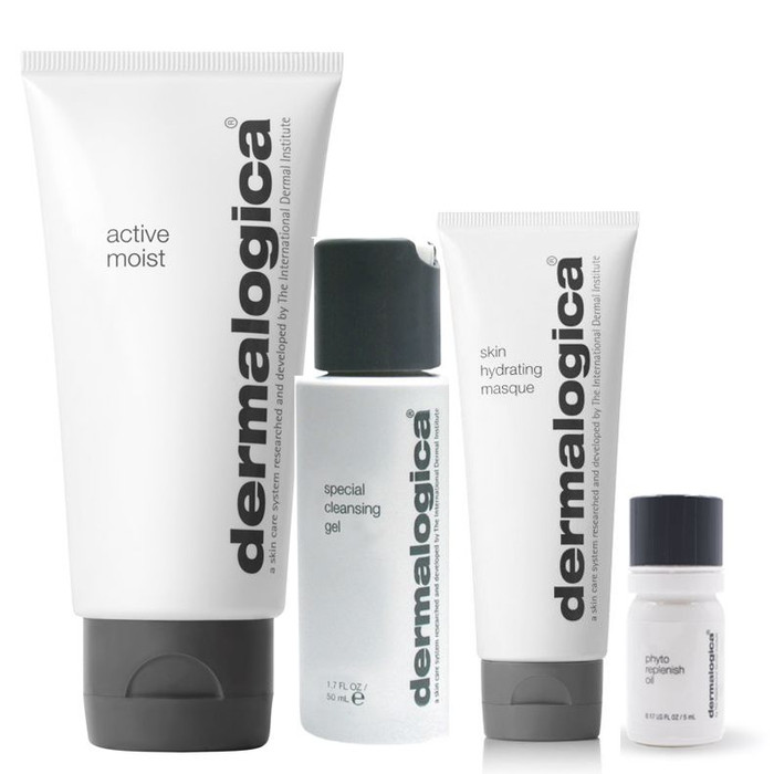 Active Moist 100ml - Free Gifts Worth €52