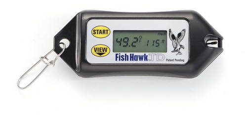 Fish Hawk TD Marine Electronics
