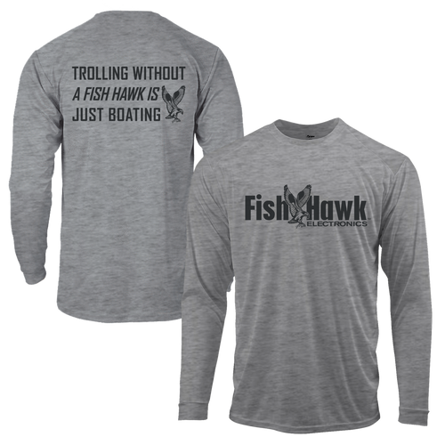 Fish Hawk Performance Long Sleeve