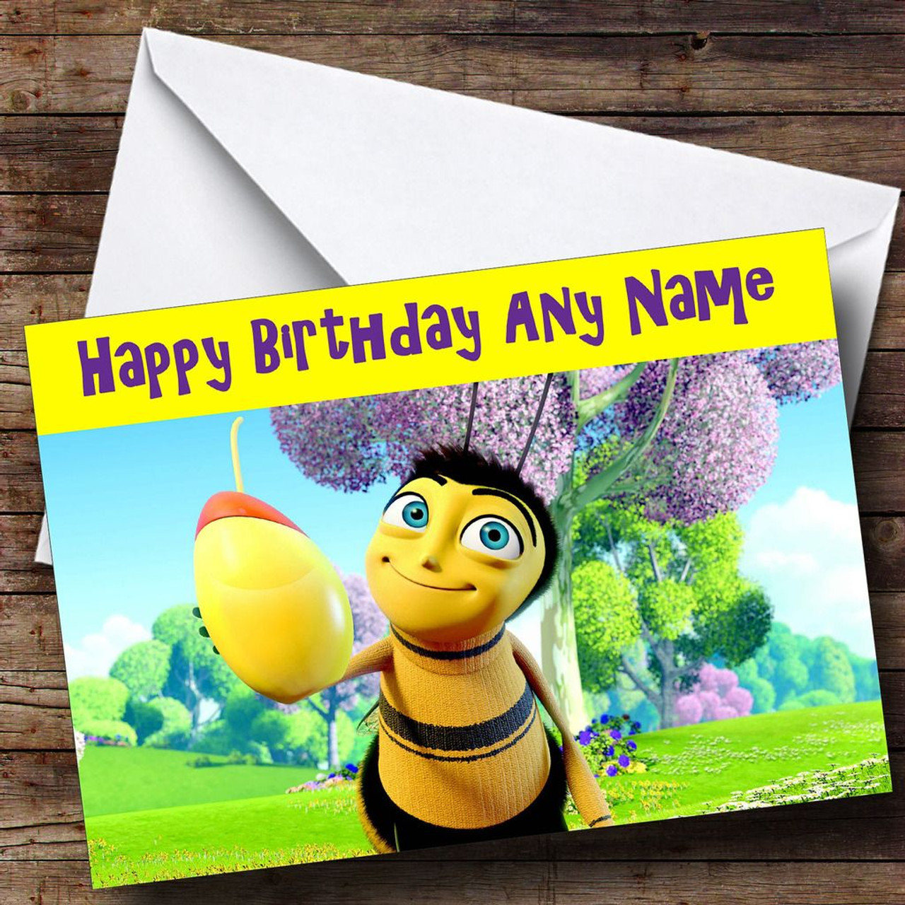 ANY NAME AGE RELATION XL A4 size FORNITE c PERSONALISED BIRTHDAY CARD