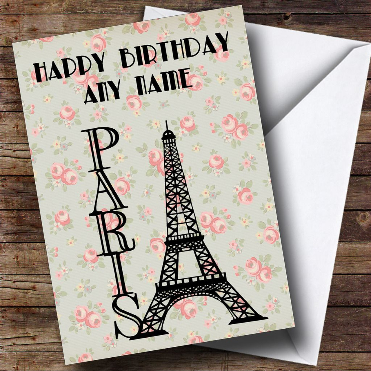 Engagement Party Invites Parisian Paris Eiffel Tower