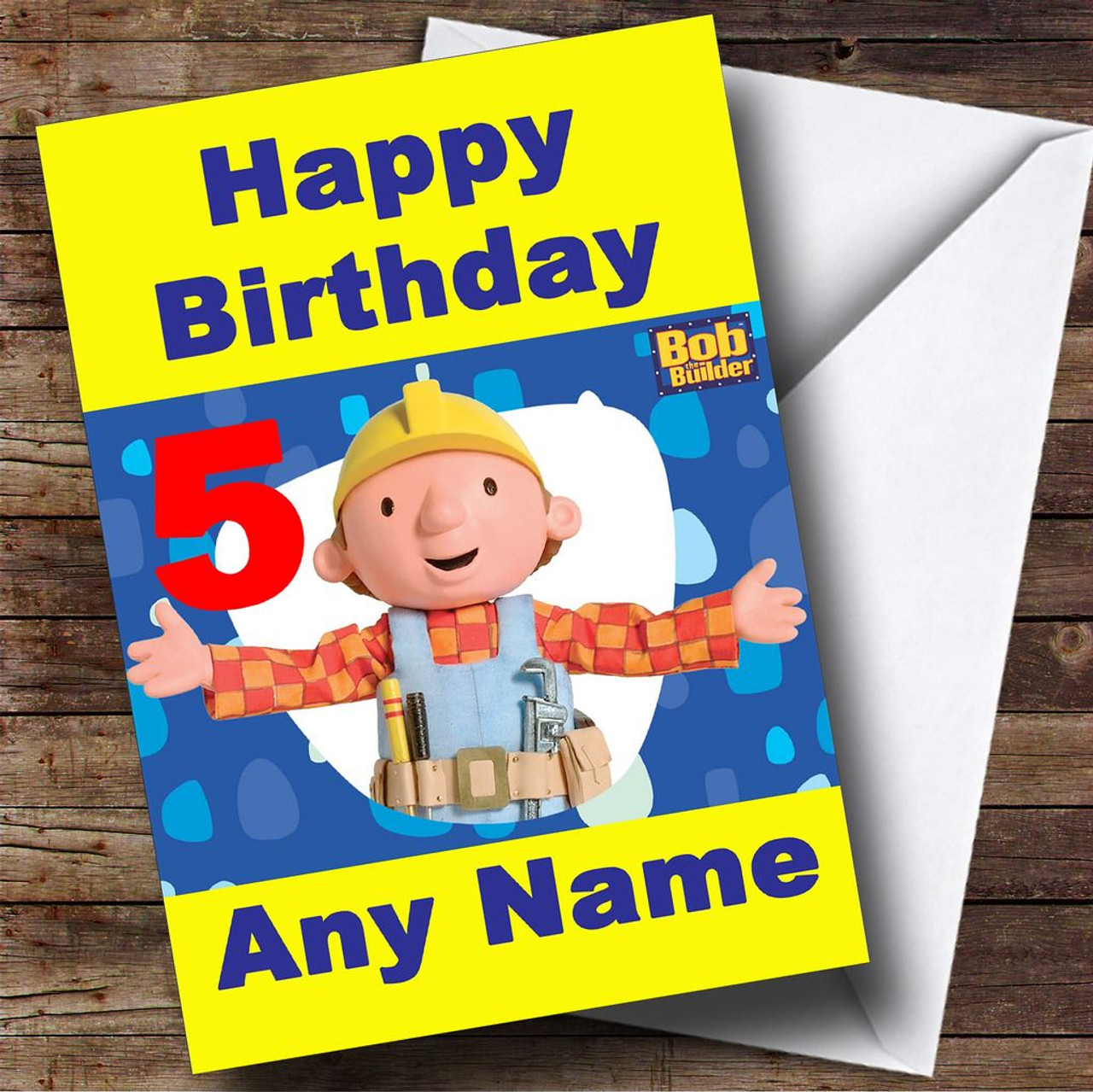 PERSONALISED BEST BUILDER COASTER GIFT ANY NAME BIRTHDAY FATHER/'S DAY