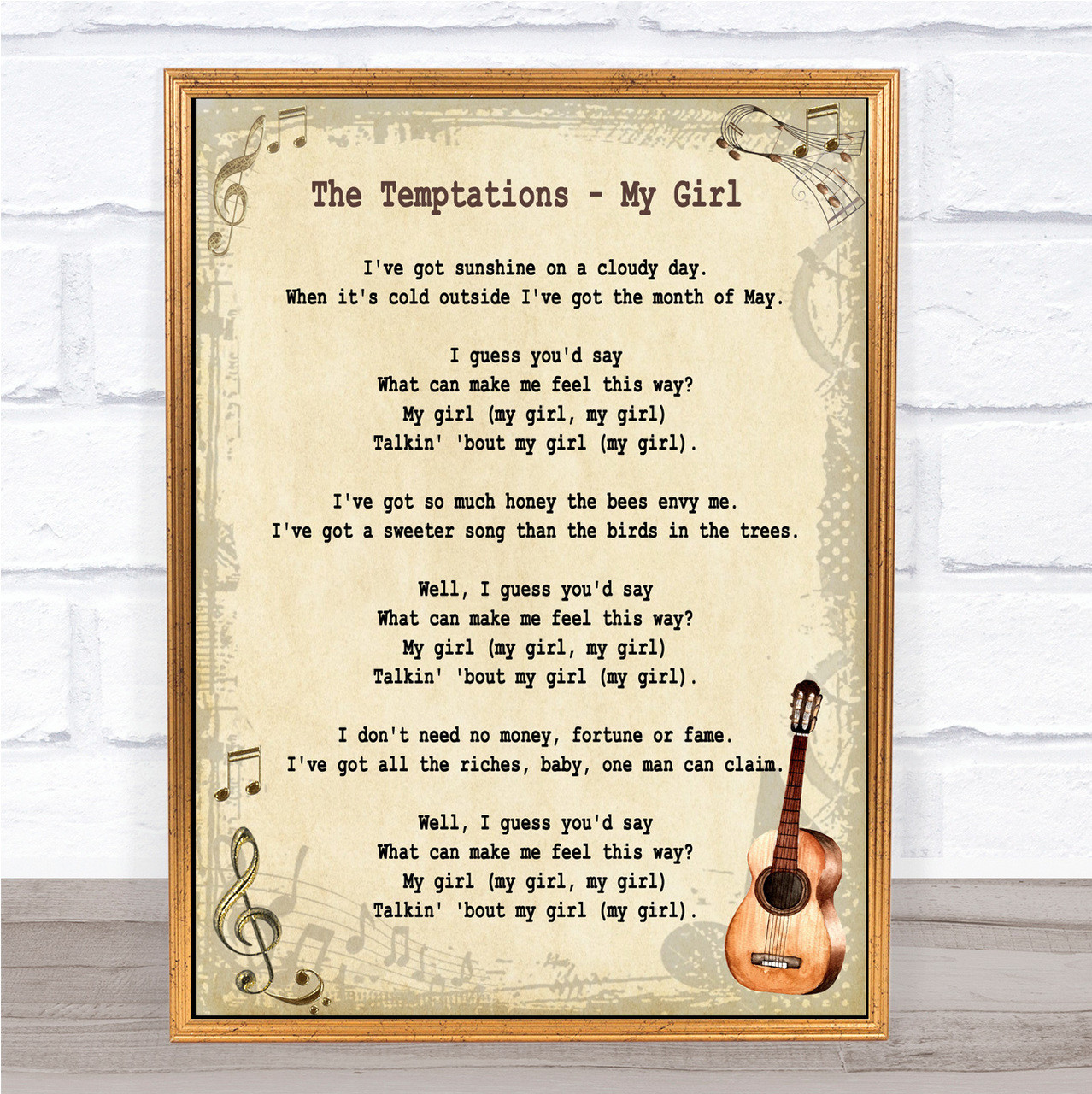 Girl song with lyrics my Always And