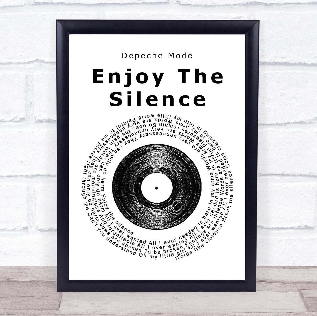 depeche mode light lyrics