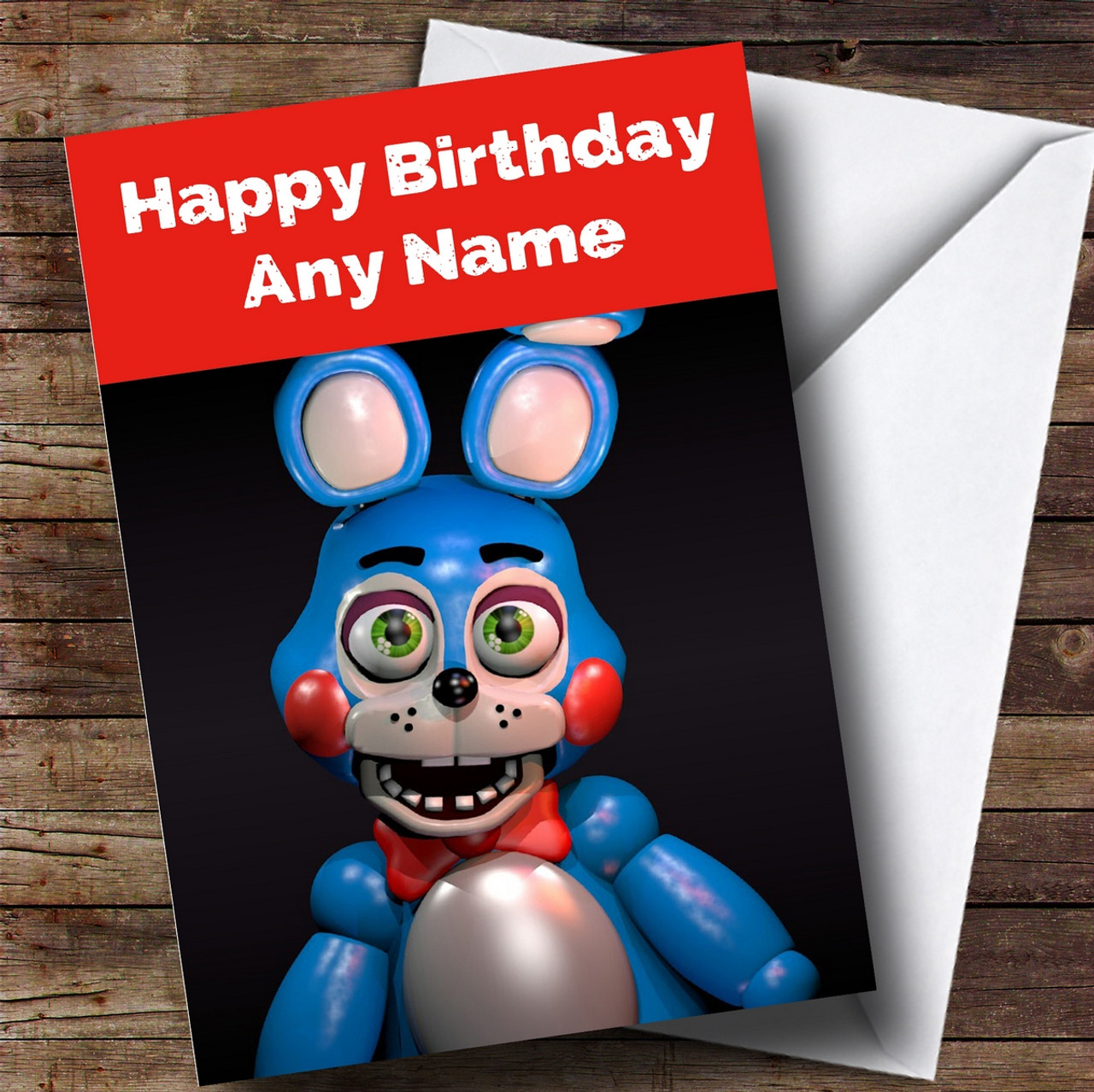 TELETUBBIES PERSONALISED BIRTHDAY CARD ANY NAME AGE RELATION