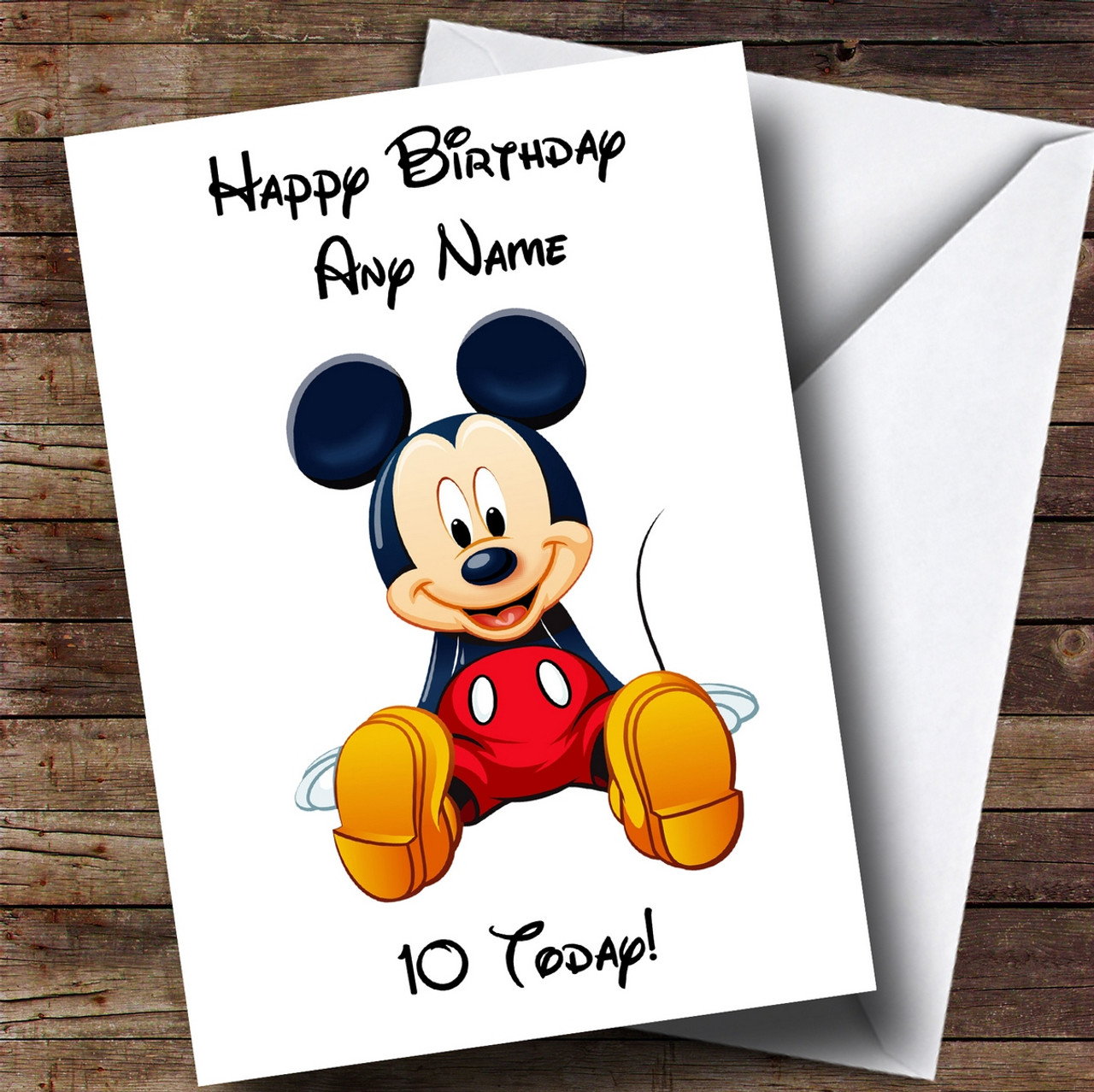 Möbel & Wohnen PERSONALISED Basketball Slam Dunk A5 Birthday Card ANY NAME AGE GREETING
