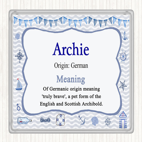 25+ Name meaning for archie information