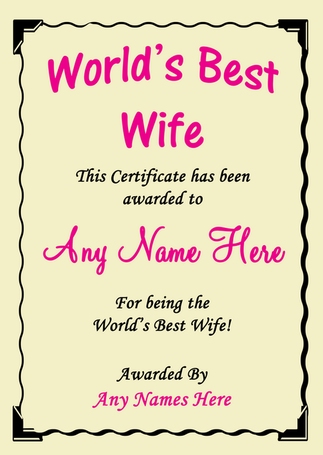 personalised prints best in the world certificates page 1 the
