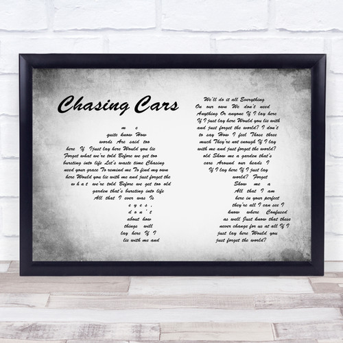 Can/'t Take My Eyes Off You Vintage Heart Song Lyric Quote Print