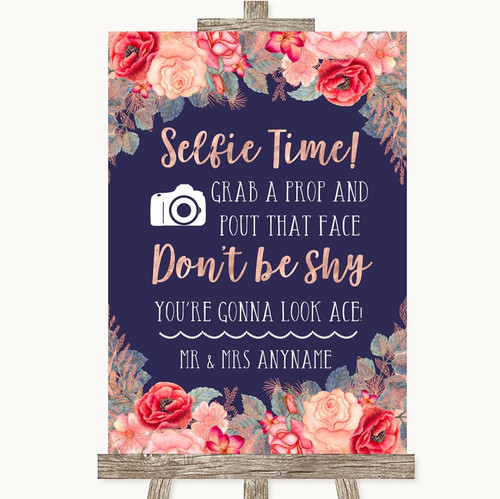 Giant Selfie Photo Picture Party Frame Birthday Wedding Prom Occasion MDF 18mm