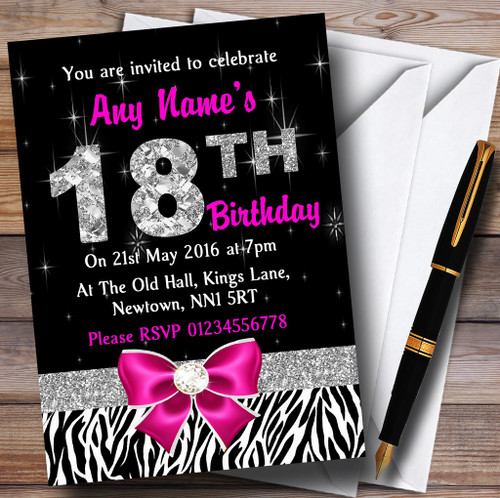 Party Invitations Birthday Party Invitations Special Ages 18th