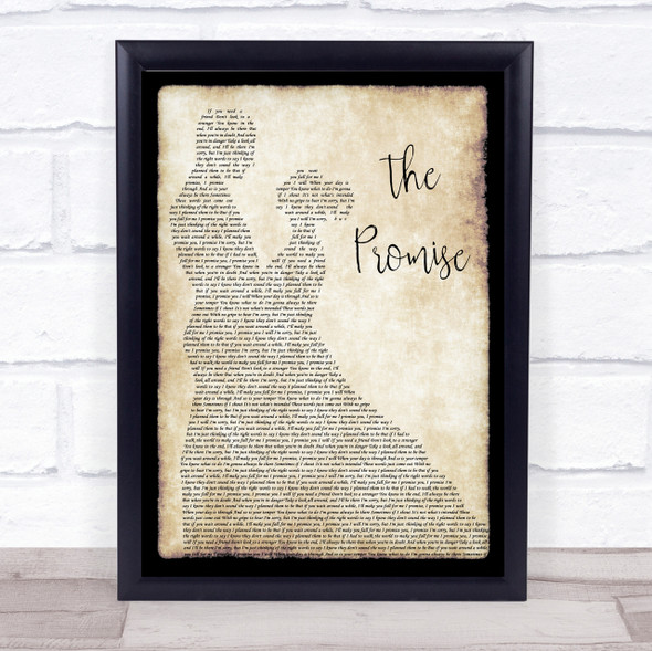 Sturgill Simpson The Promise Man Lady Dancing Song Lyric Quote Print