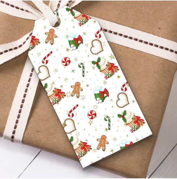 Xmas Decs Christmas Gift Tags