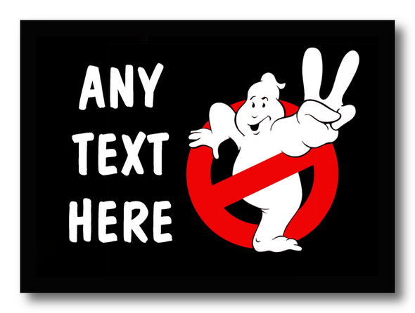 Ghostbusters Personalised Dinner Table Placemat