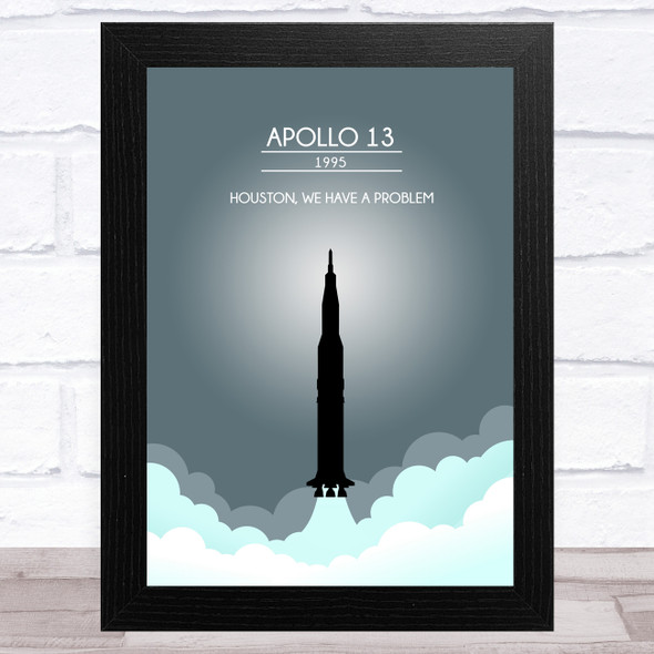 Apollo 13 Classic Film Poster Movie Poster Film Wall Art Print