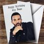 Personalised Craig David Celebrity Birthday Card