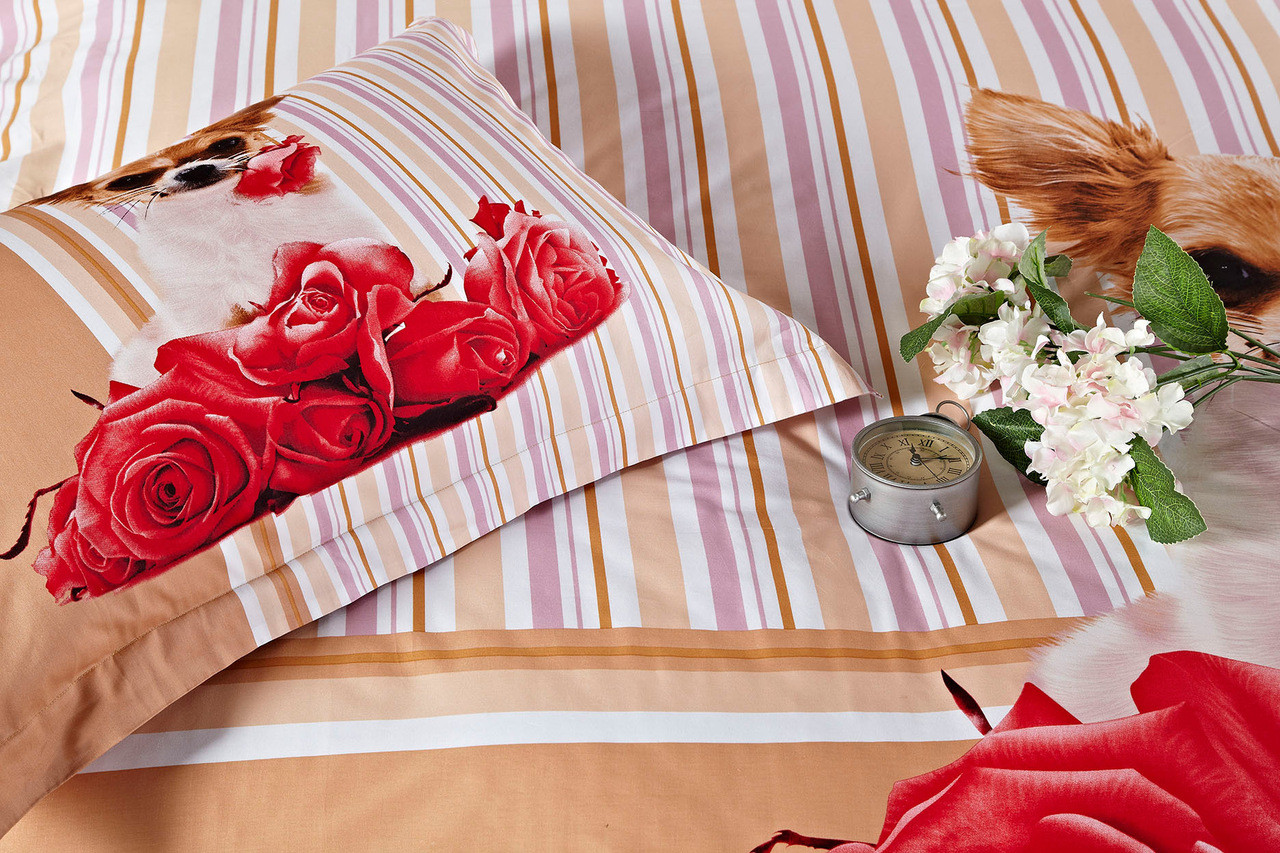DM487Q Dolce Mela Luxury Bedding