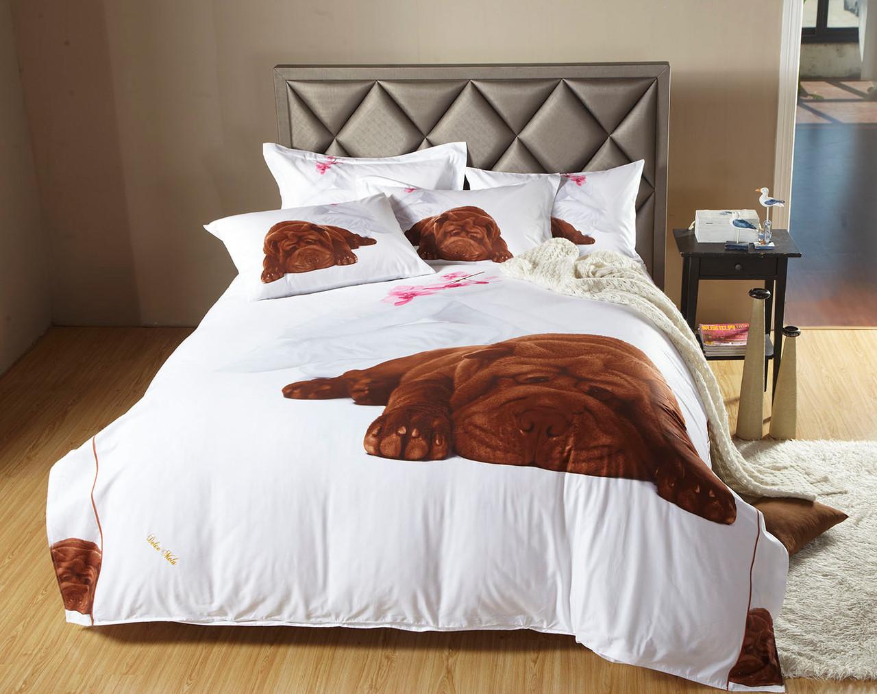 Dolce Mela Twin size Duvet Cover Set DM489T