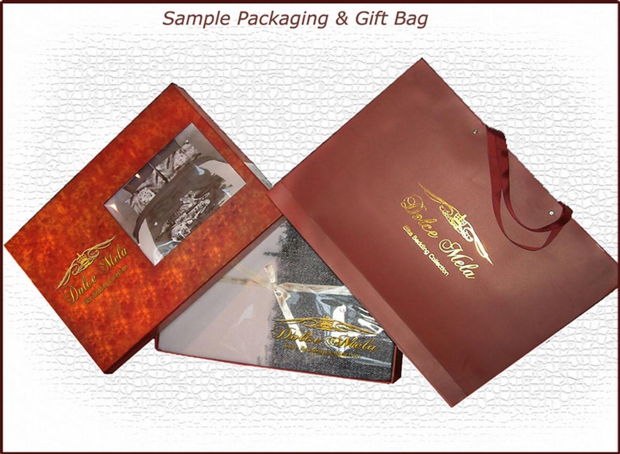 Dolce Mela Bedding Gift Packaging