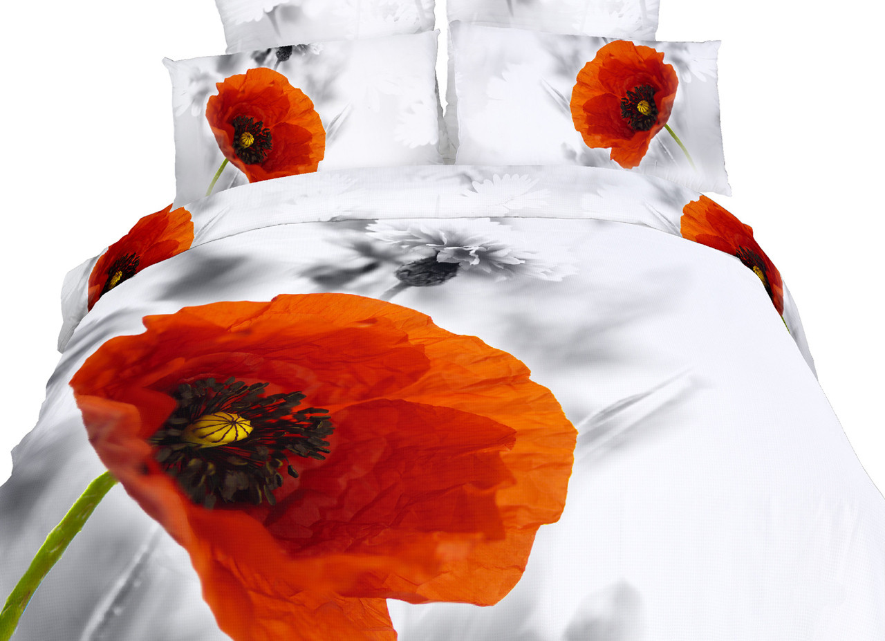 DM493T Dolce Mela 8171460133576 Poppies Twin