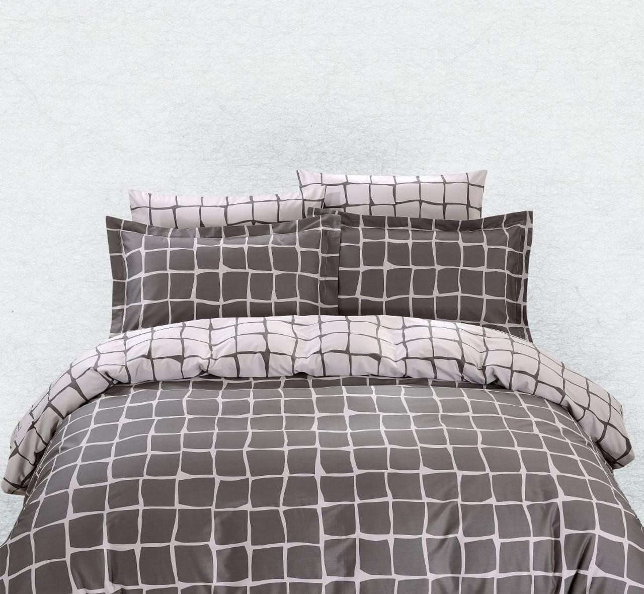 DM606Q  Trento Luxury Bedding Set