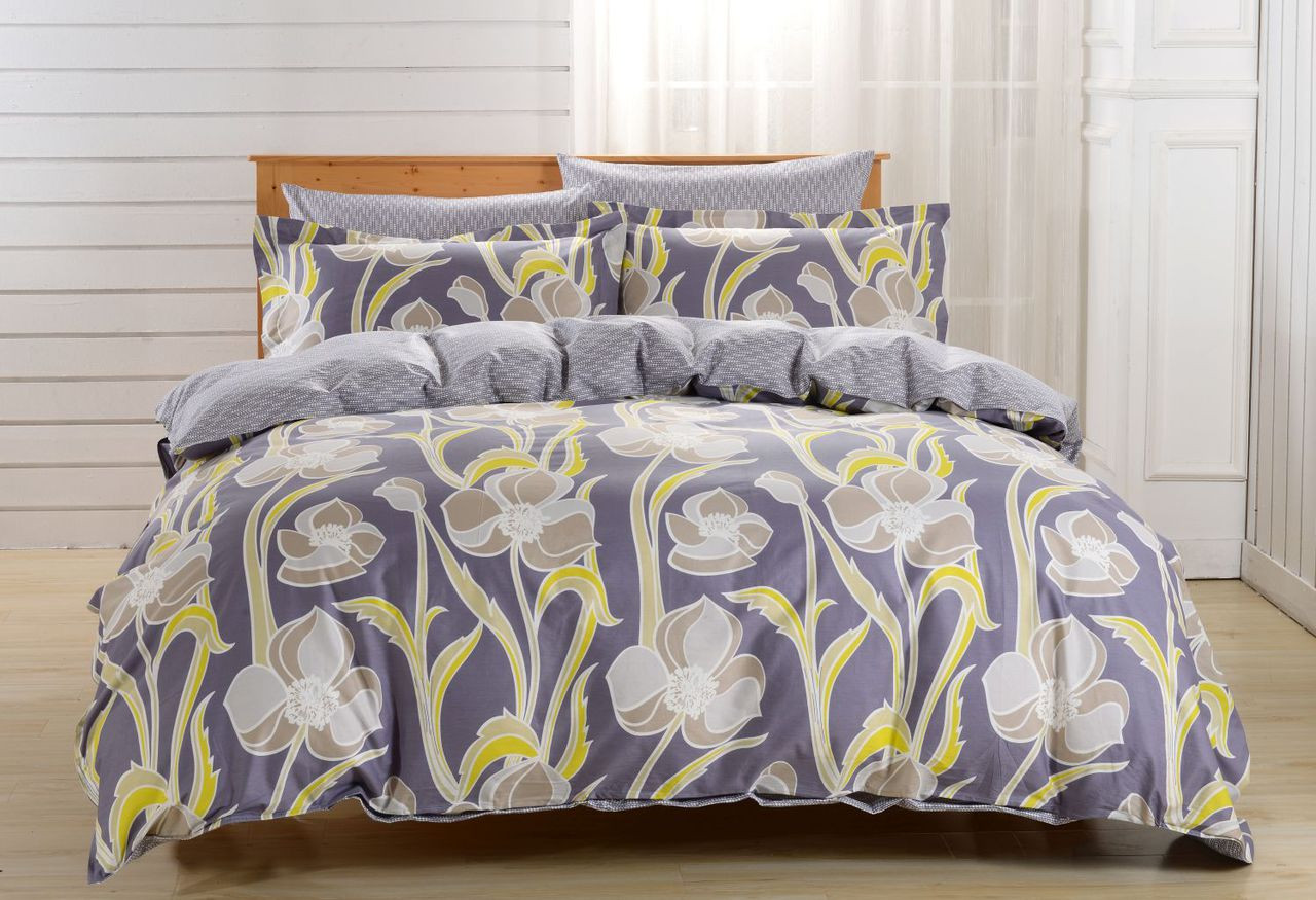 Duvet Cover Set, Dolce Mela Bedding DM612Q
