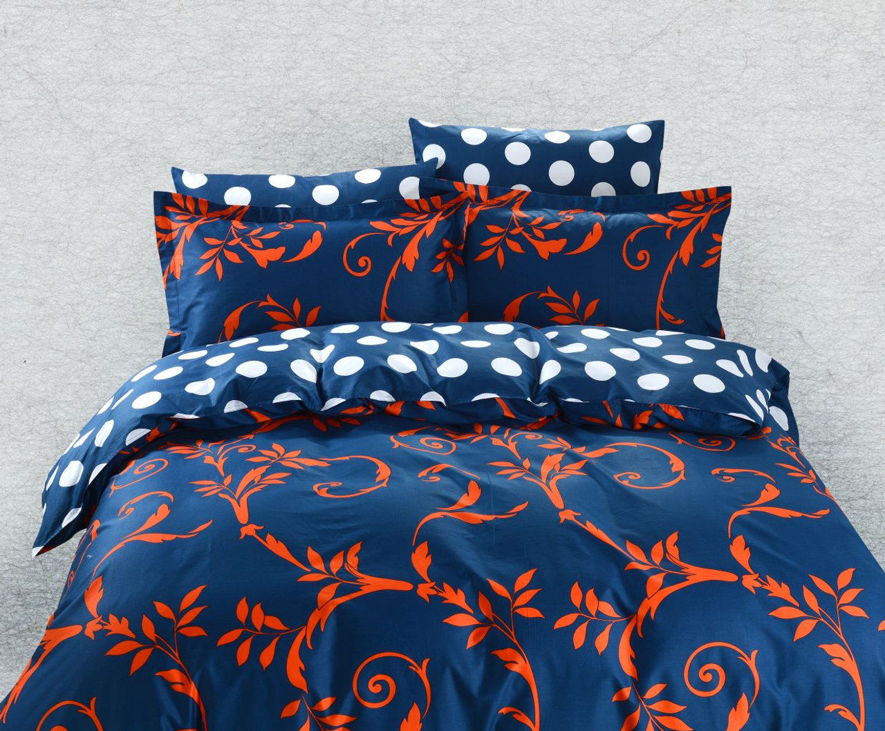 DM624Q  Crete Luxury Bedding Set