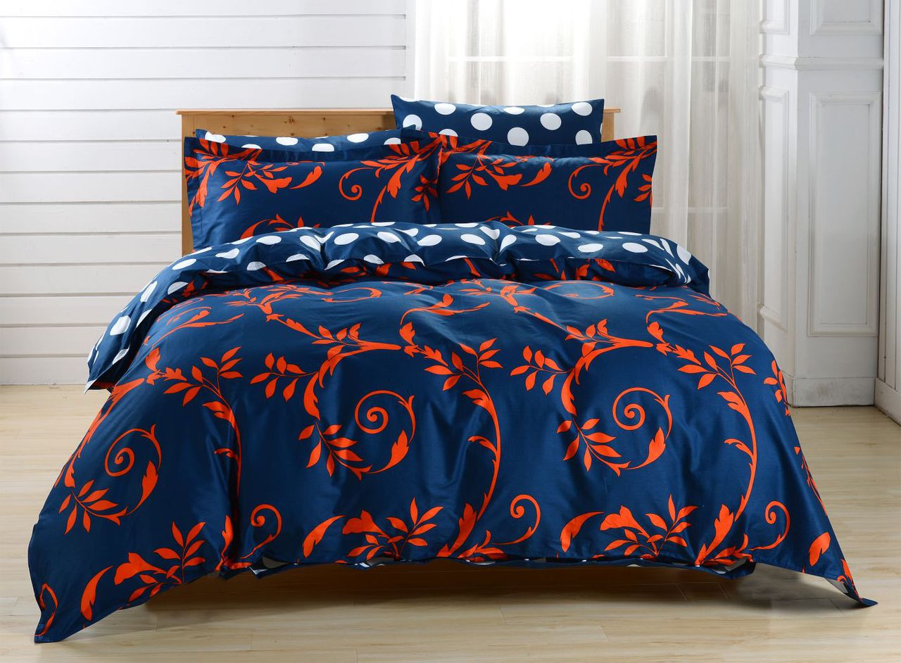 Duvet Cover Set, Dolce Mela Bedding DM624Q