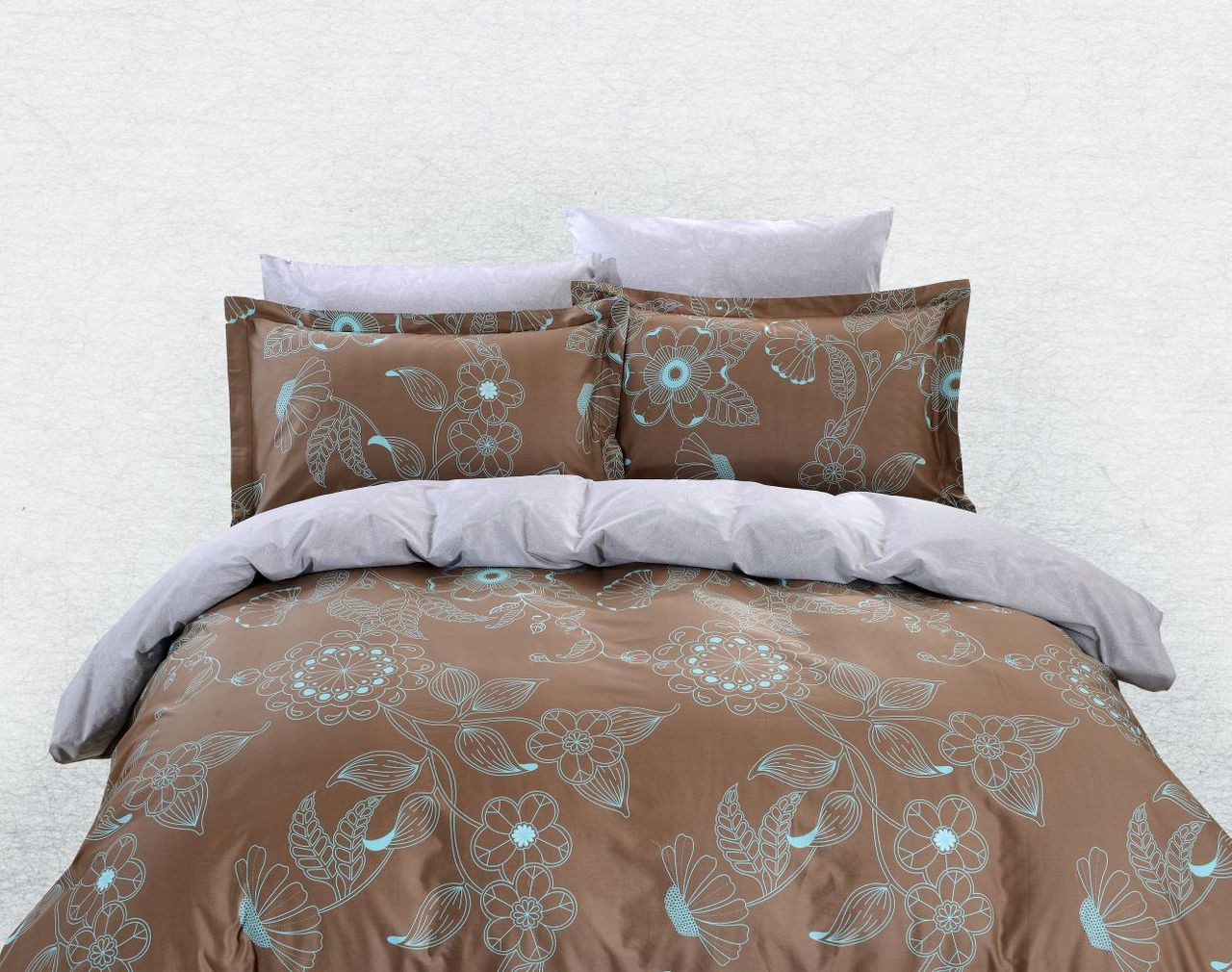 DM629Q  Lefkada Luxury Bedding Set