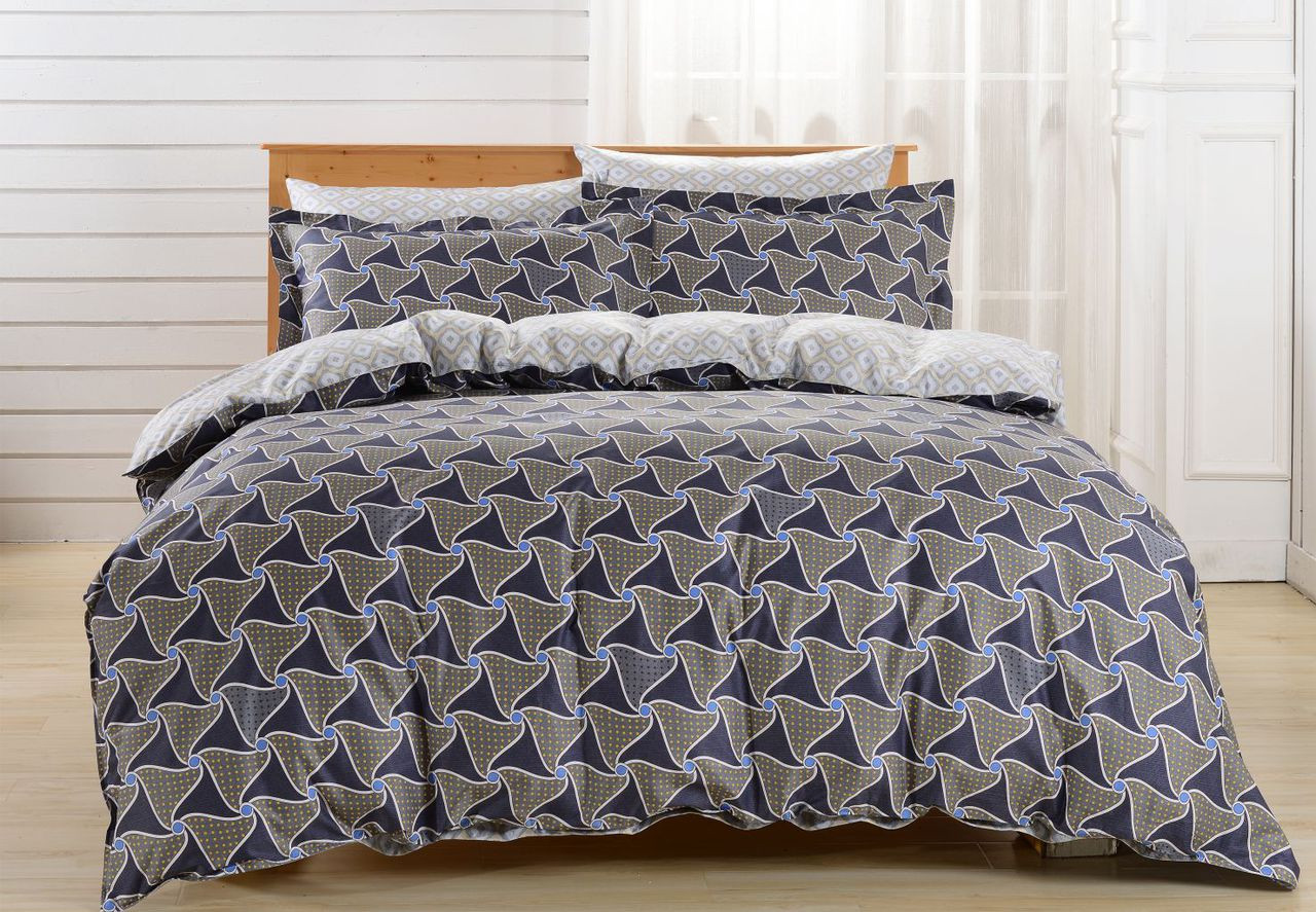 Duvet Cover Set, Dolce Mela Bedding DM630Q