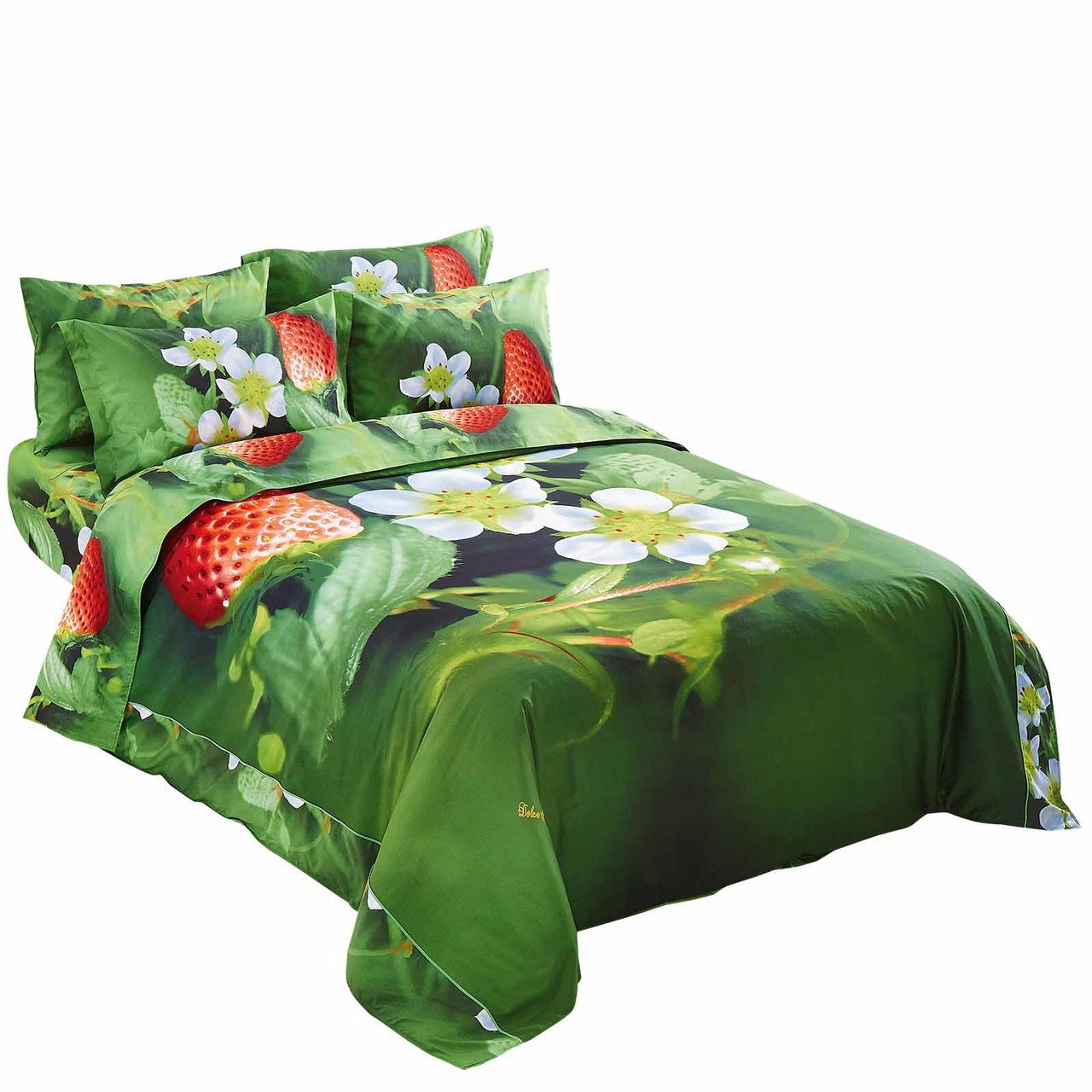 Queen Fitted Bedding Dolce Mela DM512Q