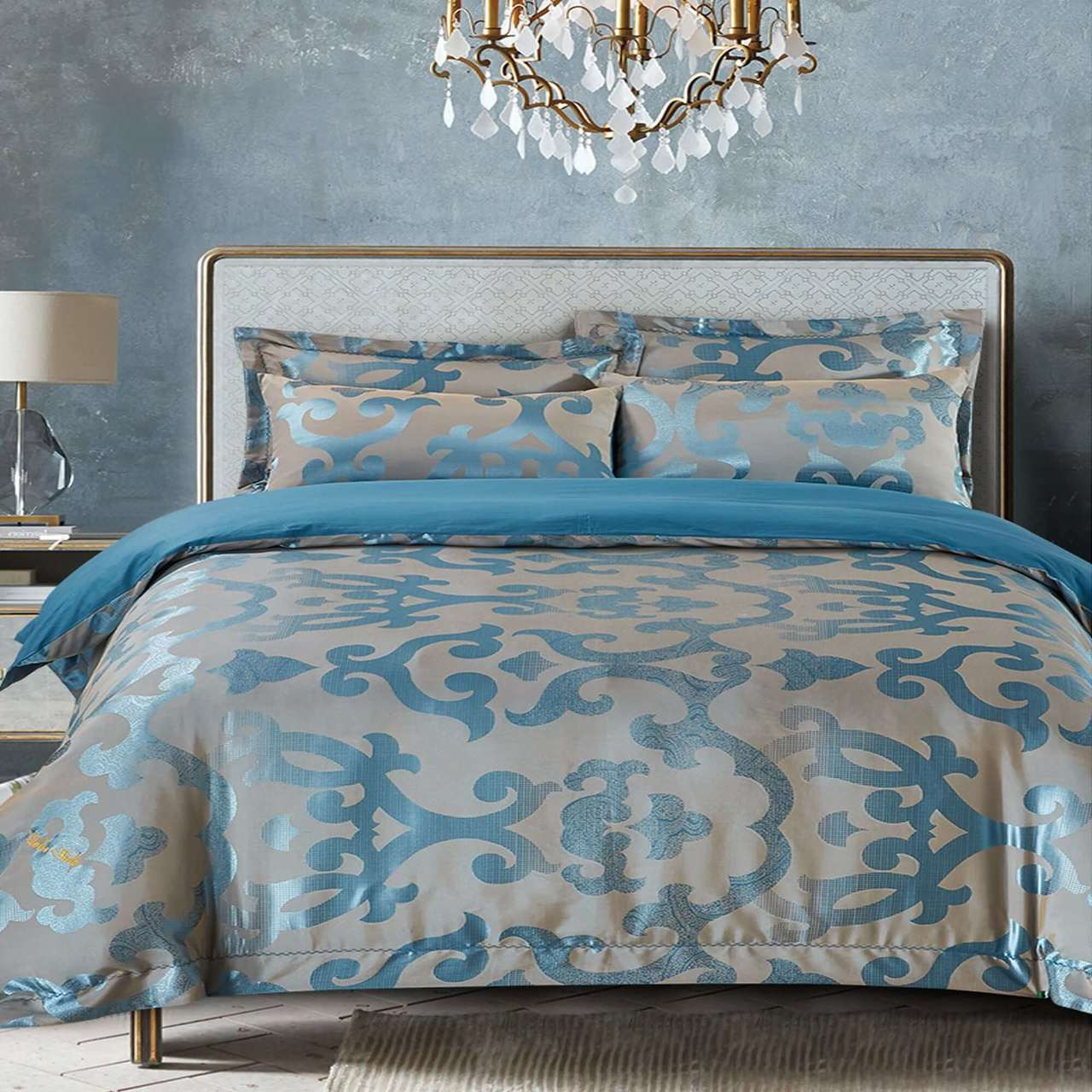 DM513Q Dolce Mela Bedding