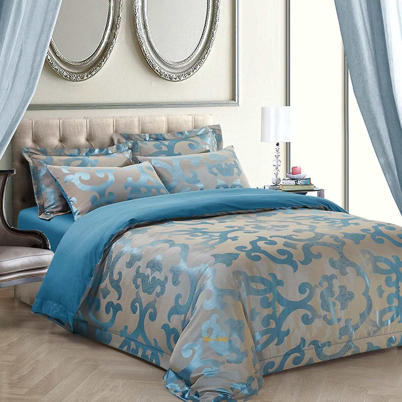 Queen Duvet Cover Set DM513Q