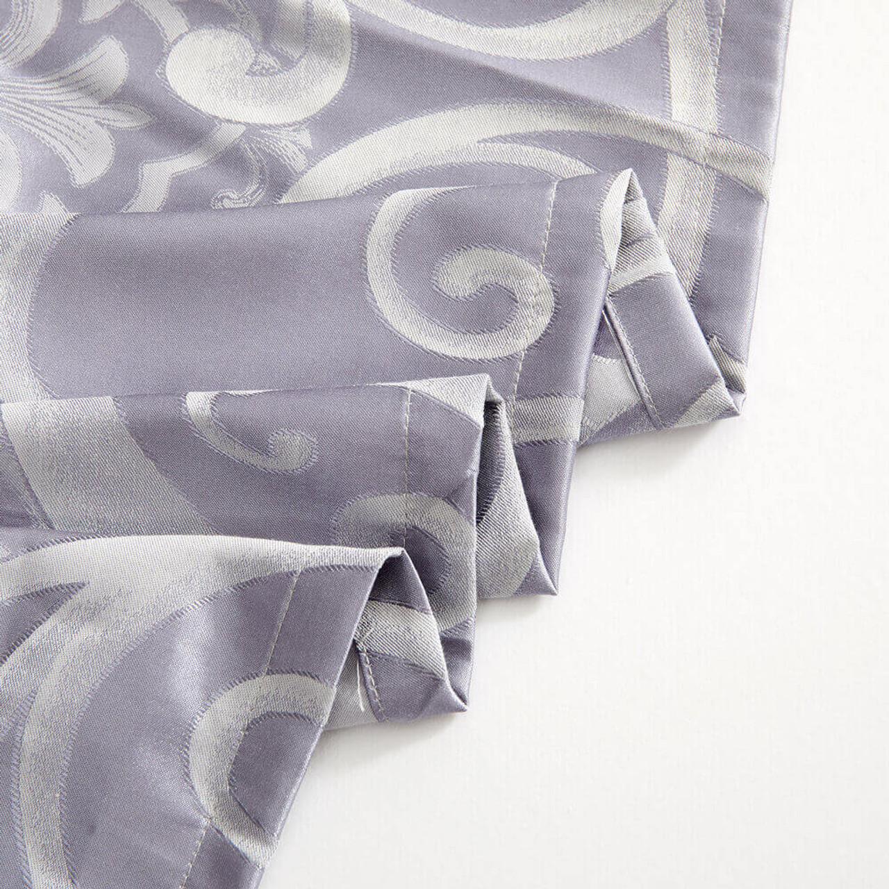 DMC718 Dolce Mela Curtain Panel Semi-Blackout Drapes