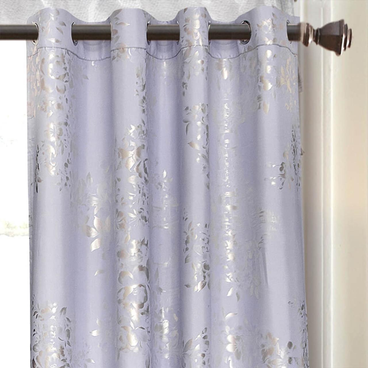 Drop-Shipping Curtain Panel Semi-Blackout Drapes, DMC720